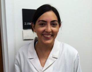 Alicia Davis, Undergraduate Researcher