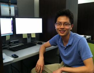 Ernie Hwaun, PhD Student
