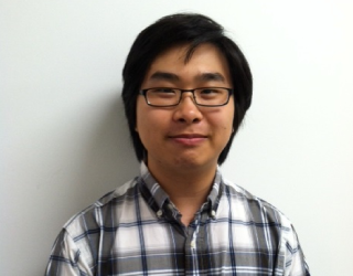 Gordon Kwong, Undergraduate Researcher
