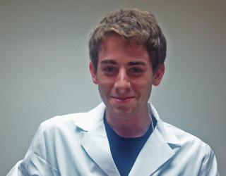Michael Musslewhite, Undergraduate Researcher