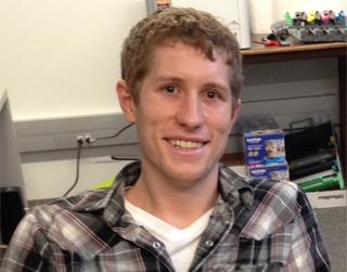 Brian Gereke, PhD Student