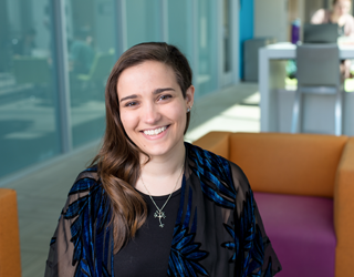 Alexa Hassien, Research Engineering/Science Assistant