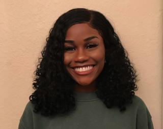 Damola Ashade, Undergraduate Researcher